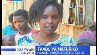 Mafuriko yameathiri sehemu kadhaa, watu wanahama makazi yao