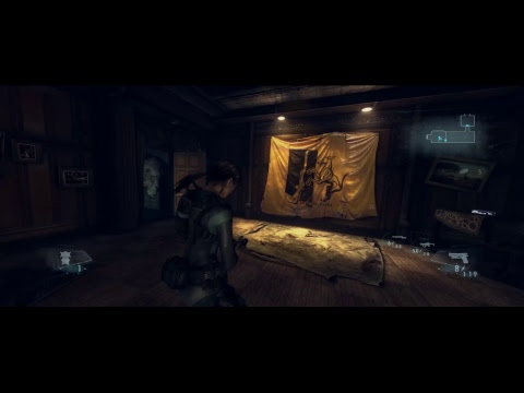 Resident Evil Revelations 21:9 UltraWide Gameplay - Nintendo