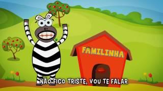 Familinha, uma série de músicas infantis que retratam a vida feliz no campo.