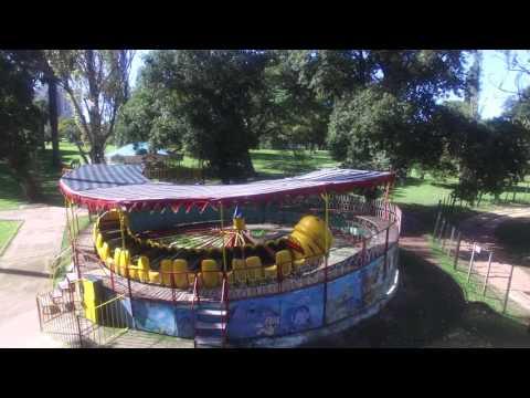 Parque Batlle desde arriba