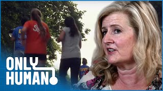 A group of obese teenagers tackle their weight issues at a summer camp. Katie's happy and confident on the outside, but admits that her sense of humour is a form of self-defence.Two-part series following a group of obese teenagers spending five weeks at a camp together in an effort to tackle their weight issues.  Click here to subscribe to the channel:  https://goo.gl/Ro2hdY  Follow us on Facebook -  https://www.facebook.com/OnlyHumanChannel/    Follow us on Instagram -  https://www.instagram.com/onlyhumanchannel/    Follow us on Twitter - https://twitter.com/onlyhuman_OFF  Content licensed by TwoFour Rights