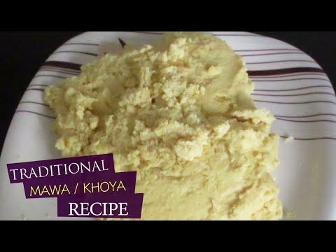 Mawa Or Khoya | Traditional Recipe Without Milk Powder