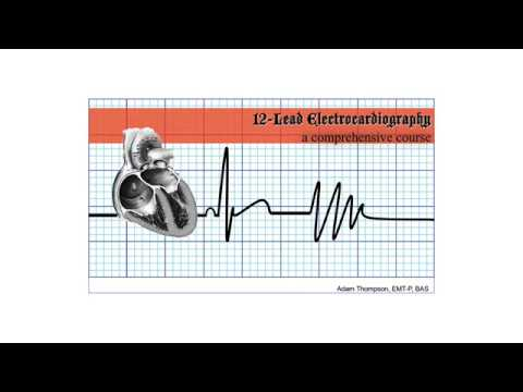 The 12-Lead ECG Course - 1 - YouTube