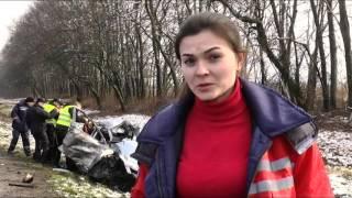 Страшна аварія сталася на Львівщині посеред білого дня: 2 загиблих, 7 постраждалих