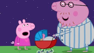 Peppa Pig Official Channel   The Noisy Night at Peppa's House