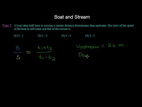 Boat and Stream 2
