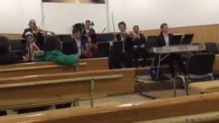 Скрипичный ансамль :Долоросса
