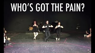 Who's Got the Pain? - Damn Yankees (Choreography)