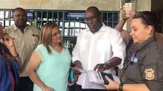 PROCURADORA RECORRE RUTA MIGRANTE SUR