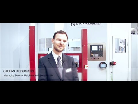 Interview with Stefan Reichmann from REMA about grinding