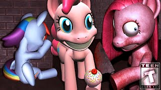 PINKIE PIE IS BACK FOR REVENGE!! Pinkie Pies Cupcake Party (Pinkie.EXE Full Game)