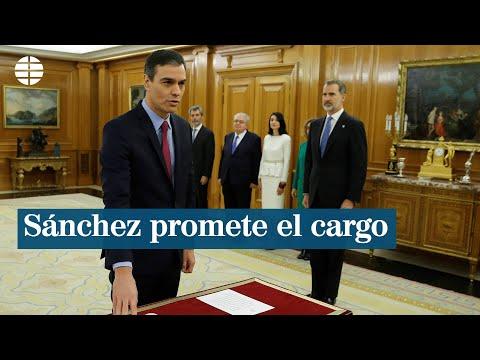 Sánchez ist Premierminister