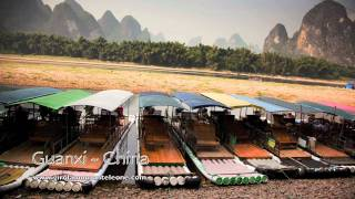 Video : China : A trip to GuangXi 广西 province - video