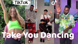 Take You Dancing (Jason Derulo) - TikTok Dance Challenge Compilation