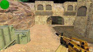 [New] Public + Сборка - CS 1.6 +Золотые оружия (Gold Weapons)
