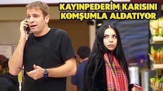 KAYINPEDERİM KARISINI KOMŞUMLA ALDATIYOR - ABSÜRT TELEFON KONUŞMASI 5