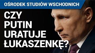 Czy Putin uratuje Łukaszenkę? Rosja, Białoruś, protesty – czy na Białorusi trwa rywalizacja mocarstw