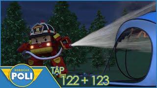 Robocar POLI - POLI Và Các Bạn 2 Tập (122+123): Đội Xe Cứu Hộ | Phim Hoạt Hình Hay Đặc Sắc