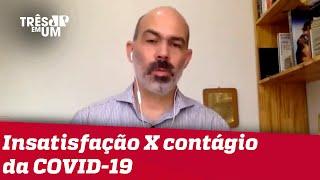 Diogo Schelp: Pandemia protege Bolsonaro de povo nas ruas