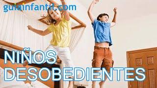 Cómo conseguir que tu hijo obedezca, consejos prácticos