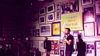 Mark Anthony Lee sings Angela Bofill's *The Only Thing I Would Wish For* Live at Coogan's