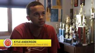 Kyle Anderson -- McDonald's All American Class of 2012