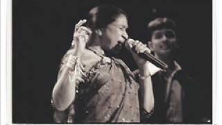 sham se aankh mein nami by asha - YouTube