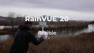 présentation du rainvue™20