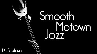 Smooth Motown Jazz • 3 HOURS Smooth Jazz Saxophone Instrumental Music