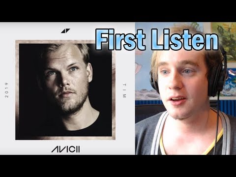 "Producer REACTS to ""Heaven"" by Avicii - R.I.P Avicii    :c"