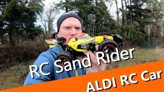 RC Car Sand Rider von Dickie Toys gibt es bei Aldi zu kaufen - tolles Einsteiger RC Car