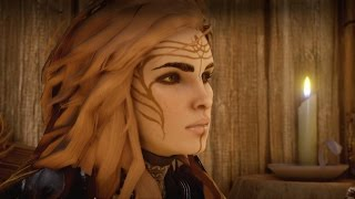 Lavellan - The Elven Mage creation