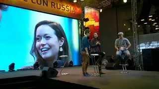 Summer at Comic Con Russia