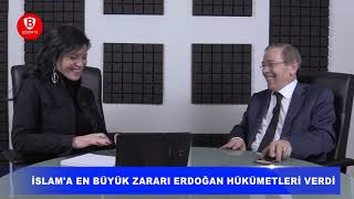 Erdoğan Kimlerle Neden Dost Neden Düşman Oldu? Abdüllatif Şener'den Bomba Açıklamalar