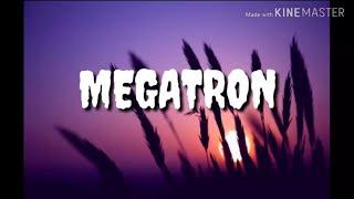 Megatron (Niki Minaj) Lyrical Video.