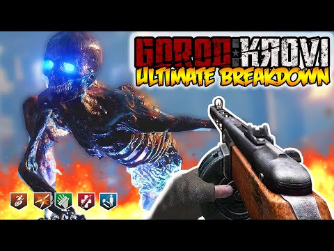 Call of Duty Black Ops Walkthrough - TRANZIT EASTER EGG