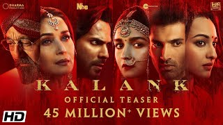 Kalank - Official Teaser