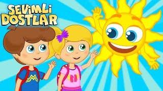 Günaydın De Ve Sevimli Dostlar Ile 45 Dakika Çocuk Şarkıları | Kids Songs And Nursery Rhymes