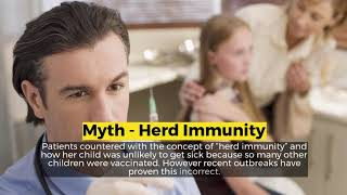 View the video How Nurses Can Help Improve Vaccination Rates