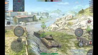 """IS 6 Fearless   Reakcje Graczy #1"" World Of Tanks Blitz"