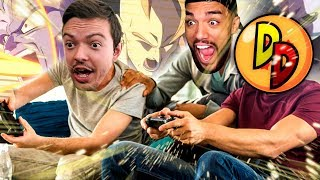 Three Idiots Pick Each Other's Character... Dragon Ball FighterZ PARTY Match