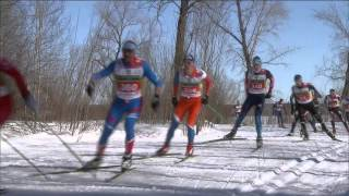 Югорский лыжный марафон (2016)