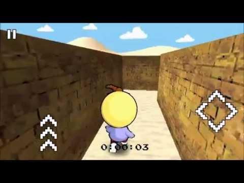 Video of 3D Maze Retro