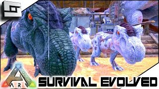 Attractive ARK: Survival Evolved   TWIN BABY TREX! S3E60 ( Gameplay )