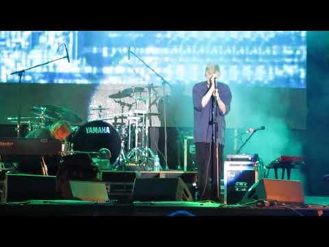 jay jay johanson на фестивале джаз Коктебель 2017