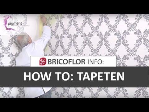 BRICOFLOR Info: A.S. Création Pigment Colour Tec Tapeten überstreichen