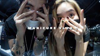 MANicure VLOG • Getting my nails done with Christian Yu (aka: DPR IAN)