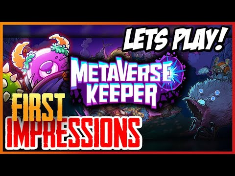 Let's Play - Metaverse Keeper - First impression - Gameplay
