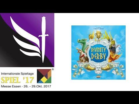 Essen 2017 - Divinity Derby