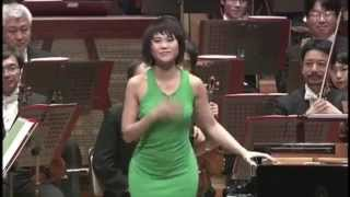 "Yuja Wang plays Falla's ""Nights in the Gardens of Spain"" (3)"